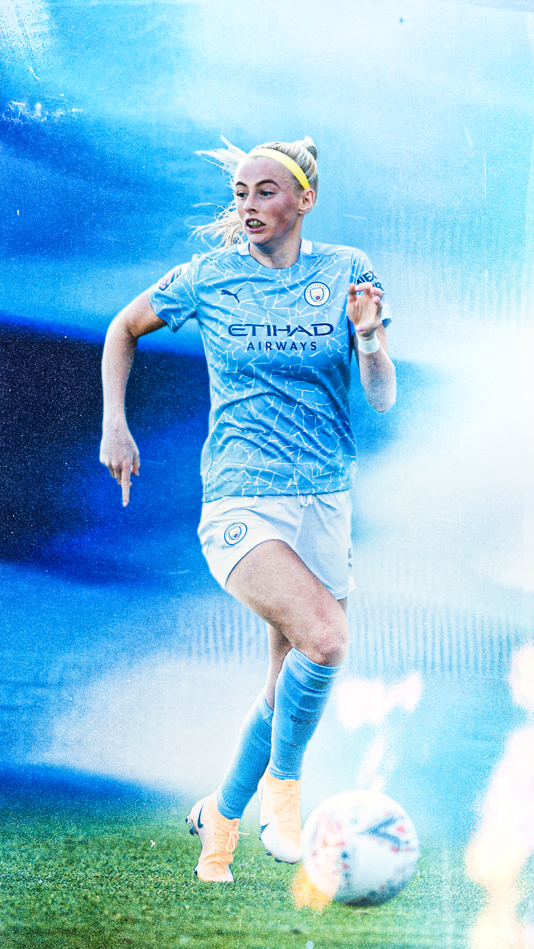 Manchester City - Wallpaper Wednesday 2020/21 | Joeri Gosens